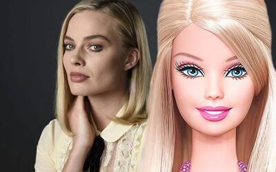 Margot Robbie si zrejme zahrá bábiku Barbie. Štúdio chce k projektu zlanáriť aj režisérku Wonder Woman