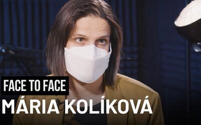 Mária Kolíková: Poslanci OĽaNO so mnou majú naďalej problém kvôli koaličnej kríze (Rozhovor)