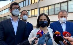 Mária Kolíková s kolegami na protest odišli z predsedníctva Za ľudí. Veronika Remišová si podľa nich uzurpuje moc nedemokraticky
