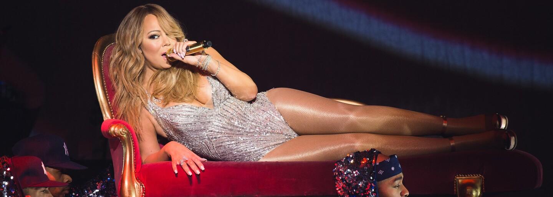 Mariah Carey si pripomína dlhoročný konflikt s Eminemom. Prezlečená za rapera sa pýta, prečo je ňou posadnutý