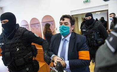 Marian Kočner po roce a půl konečně vypovídá u soudu: Žádnou vraždu jsem si neobjednal