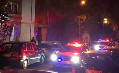 Mariana Kočnera priviezli do väznice v Bratislave, konvoj sprevádzali obrnené vozidlá aj vrtuľník