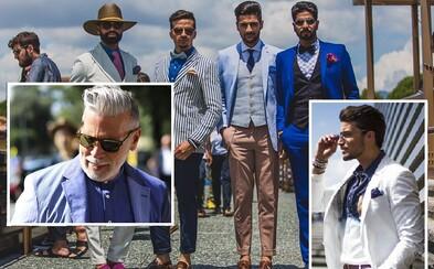Mariano Di Vaio a Wooster vedú vo Florencii najlepšie oblečených mužov počas pánskeho týždňa módy