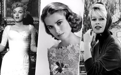 Marilyn si kvôli svojej sexi chôdzi rezala opätok na jednej topánke. Aké ďalšie triky robili ženské idoly pre svoju krásu?