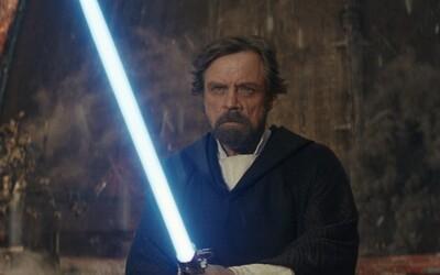 Mark Hamill: Cítím se podvedený, Luka Skywalkera zabili moc brzo
