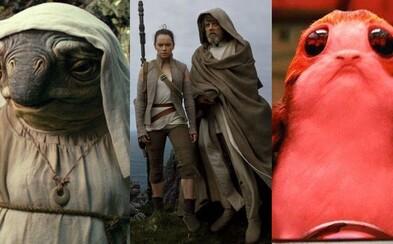 Mark Hamill nás varuje, že v The Last Jedi sa stretneme s celkom iným a zlomeným Lukeom, akého sme doteraz nemali šancu vidieť
