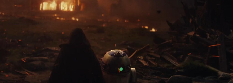 Mark Hamill nesúhlasil takmer s ničím, čo bolo pre Lukea Skywalkera napísané v scenári pre The Last Jedi
