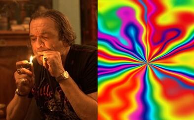 Mark má doma 30 000 papírků LSD. Pravidelně ho zatýkají, ale do vězení ho poslat nemohou