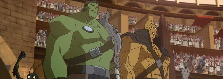 Mark Ruffalo chce spraviť Planet Hulk, čo na to Marvel?