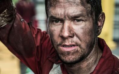 Mark Wahlberg čelí ropnej katastrofe v traileri pre Deepwater Horizon