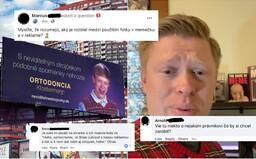 Marketéri sa pre autorské práva sťažujú na bratislavský bilbord so známym meme. Bad Luck Brian na to zareagoval videom