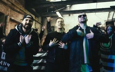 Marpo a Trouble Gang popisují jejich pozici na hudební scéně. Poslechni si druhou ukázku z alba DJ Wiche