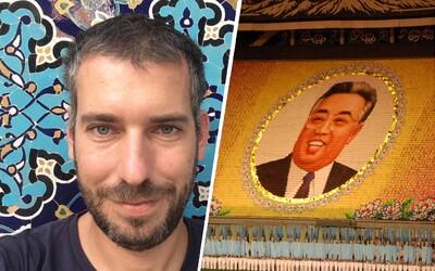 Martin bol v Severnej Kórei: Odpočúvali ma ešte aj na hotelovej izbe, obyvateľom je nonstop klamané (Rozhovor)