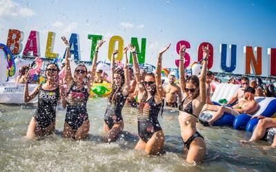 Martin Garrix, Kygo aj Don Diablo. Najväčší európsky plážový festival Balaton Sound oznamuje prvú vlnu mien na rok 2020