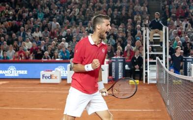 Martin Kližan prekvapil favorita a z Hamburgu si odváža titul!