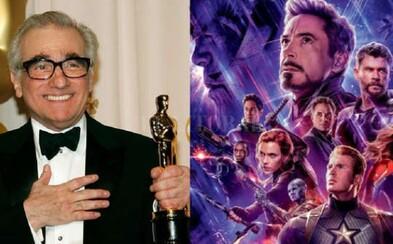 Martin Scorsese odsudzuje marvelovky. Podľa neho sú to zábavné atrakcie, nie skutočné kino-filmy