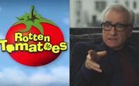 """Martin Scorsese: """"Rotten Tomatoes nemají absolutně nic společného s pravou filmovou kritikou. Dokonce i název stránky je urážlivý."""""""