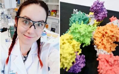 Martina je forenzná chemička, ktorej video si pozrelo 6 miliónov ľudí. Prečo je dôležité šíriť vedu na internete? (Rozhovor)