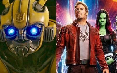 Marvel chce, aby Guardians of the Galaxy 3 natočil režisér Bumblebeeho