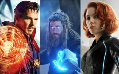 Marvel odhalil 11 nových filmů a seriálů. Plány pro Fázi 4 překvapí i největší fanoušky MCU