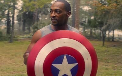 Marvel otvorene rieši rasizmus. USA nechcú čierneho Captaina America a Falcon to chce zmeniť
