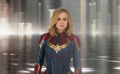 Marvel pracuje na Captain Marvel 2. Pokračování vytvoří zcela nový tým a zřejmě dorazí do kin až v roce 2022