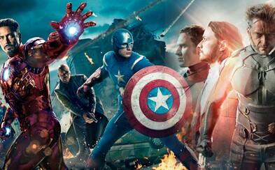 Marvel pracuje na tom, aby sa X-Men a Fantastická štvorka vrátili k filmovým Avengerom. Stan Lee verí, že sa to skôr či neskôr určite stane