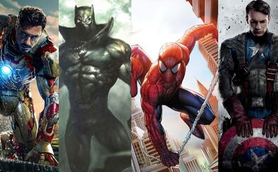 Marvel rozbalí 3 Fázu MCU 10 blockbustermi, Civil War, Avengerov či Guardians 2 nevynímajúc