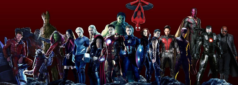 Marvel sa stal najzárobkovejšou filmovou sériou! Na konte majú už takmer 8 miliárd dolárov