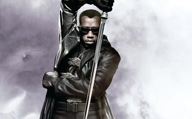 Marvel údajne pripravuje R-kovú verziu Bladea s Wesleym Snipesom