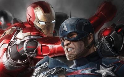 Marvel vynechal Comic-Con, no vynahradil si to na D23 prostredníctvom traileru pre Civil War