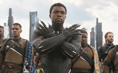 Marvel vzpomíná na Chadwicka Bosemana v dojemném videu, při kterém steče slza zřejmě každému fanouškovi zesnulého herce
