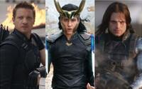 Marvel zverejnil plán seriálov s hviezdami MCU. Kedy dorazí Falcon s Buckym, Loki či Hawkeye?