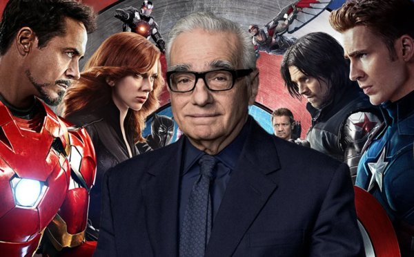 Marvelovky napádajú kinematografiu, tvrdí Martin Scorsese