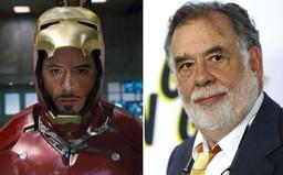 Marvelovky jsou opovrženíhodné a stále o tom samém. Tvůrce Kmotra se obul do komiksových filmů