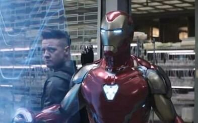 Marvelu unikli na internet spoilerové scény z Endgame. Nový trailer zhŕňa všetkých 22 filmov MCU