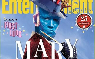 Mary Poppins sa vracia, a to rovno s novými obrázkami z filmu! V kinách ju uvidíme až o rok v decembri