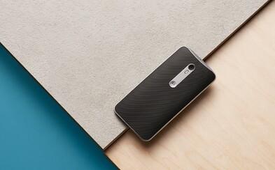 Máš grambľavé ruky a z času na čas ti padne smartfón? S odolným Lenovo Moto X Force sa nemusíš ničoho báť