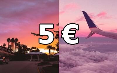 Máš poslednú šancu kúpiť letenky z Viedne za neuveriteľných 5 eur a spoznať malebnú jesennú Európu