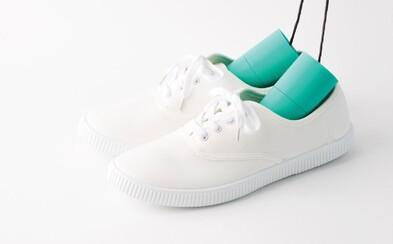Máš problém so smradľavými topánkami? Šikovná a pritom jednoduchá vecička ti ho pomôže vyriešiť