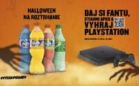 Máš rád Halloween? Zahraj si s Fantou o kopec denných cien či o hlavnú výhru VR súpravu s Playstationom 4