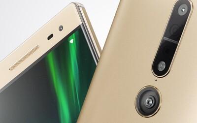 Máš rád moderné technológie? Unikátny smartfón Lenovo Phab 2 Pro s rozšírenou realitou si zamiluješ