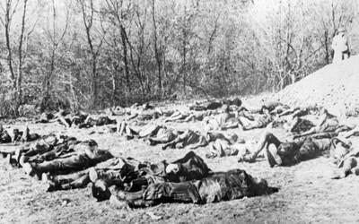 Masaker v Kremničke - najhorší doložený vojnový zločin na území Slovenska, na ktorom sa podieľali aj Pohotovostné oddiely Hlinkovej gardy