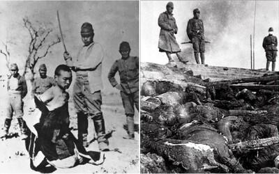 Masaker v Nankingu - udalosť, kedy japonská armáda popravila viac ako 200 000 ľudí v priebehu niekoľkých dní