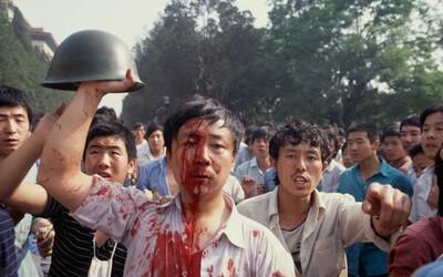 Masakr na Náměstí nebeského klidu: Pokus o čínskou Sametovou revoluci skončil krveprolitím