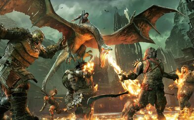 Masakrování Orků, dobývání pevnosti či létání na drakovi. Shadow of War představuje první gameplay trailer, který láká na velkolepou akční zábavu
