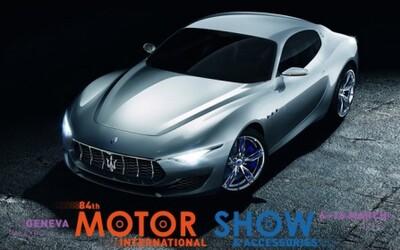 Maserati Alfieri: 460-koňový dravec zo Ženevy
