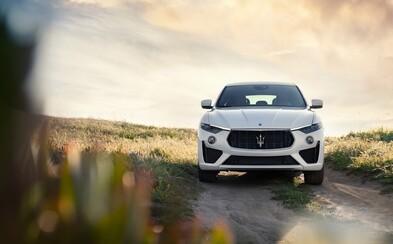 Maserati predstavuje až 550-koňové Levante s osemvalcom od Ferrari