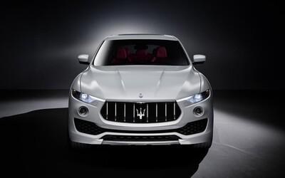 Maserati vstupuje do říše SUV, luxusní a zároveň až 560koňové Levante je realitou