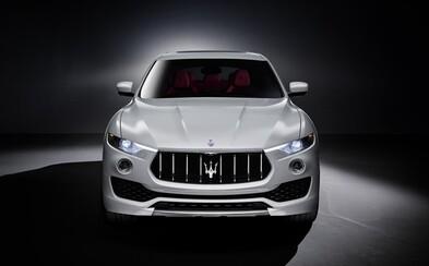 Maserati vstupuje do ríše SUV-čiek, luxusné a zároveň až 560-koňové Levante je realitou